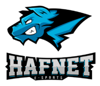 Hafnet E-Sports - logo
