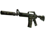 M4A1-S Boreal Forest