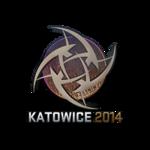 Ninjas in Pyjamas (Holo) EMS One Katowice 2014