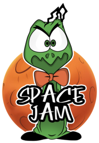 Space Jam - logo