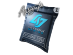 Autograph Capsule Counter Logic Gaming Cologne 2015