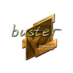 Buster (Gold) Boston'18