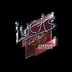 Lucas1 (Folia) Boston'18