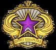 Medal za służbę 2018 Poziom 5