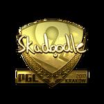 Skadoodle (Gold) Kraków'17
