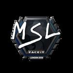 MSL London'18
