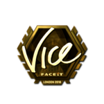 Vice (Gold) London'18
