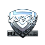 KRYSTAL (Folia) Kraków'17