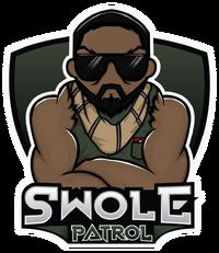 Swole Patrol - logo