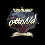 OttoNd (Gold) Berlin'19