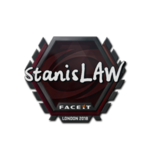 Stanislaw London'18