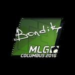 Bondik MLG Columbus'16