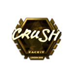 Crush (Gold) London'18