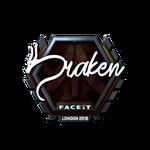 Draken (Folia) London'18
