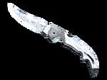 Nóż Falcjona Stal damasceńska