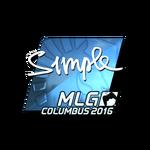 S1mple (Folia) MLG Columbus'16