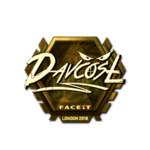 DavCost (Gold) London'18