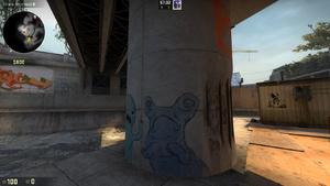Graffiti Overpass 5