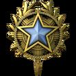 Medal za służbę 2020 Poziom 1