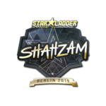 ShahZaM (Gold) Berlin'19