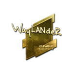 WayLander (Gold) Boston'18