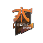 Fnatic (Holo) Boston'18