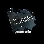 RUBINO - Cologne'16
