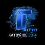 Titan (Holo) EMS One Katowice 2014