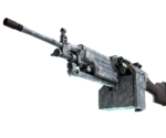 M249 Blizzard Marbleized