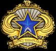 Medal za służbę 2018 Poziom 3