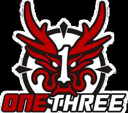 OneThree.TSG - logo