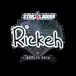 Rickeh (Folia) Berlin'19