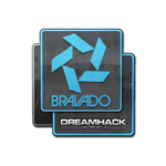 Bravado Gaming DreamHack Winter 2014