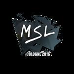 MSL - Cologne'16