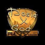 Dosia (Gold) Kraków'17