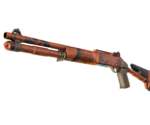 XM1014 Blaze Orange