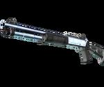 XM1014 Blue Steel