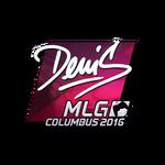 Denis (Folia) MLG Columbus'16