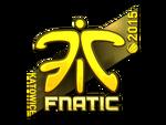 Fnatic (Gold) ESL One Katowice 2015
