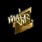 MAJ3R (Gold) Boston'18