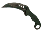 Nóż Talon Leśny DDPAT
