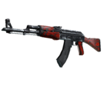 AK-47 Red Laminate