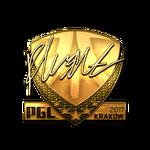 Flusha (Gold) Kraków'17