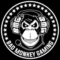 Bad Monkey Gaming - logo