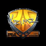 KRIMZ (Folia) Kraków'17