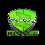 WayLander Kraków'17