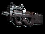 P90 Barokowa czerwień