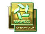 Bravado (Gold) DreamHack Winter 2014