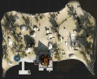 Lake - mapa