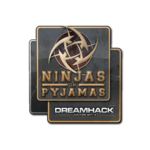Ninjas in Pyjamas DreamHack Winter 2014